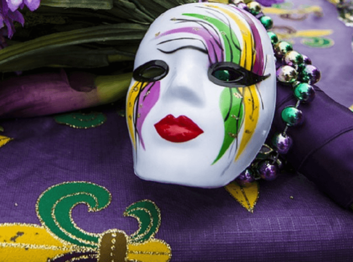 Half off Thursdays on the Mountain Mardi Gras wine tasting & partying in San Francisco bay area