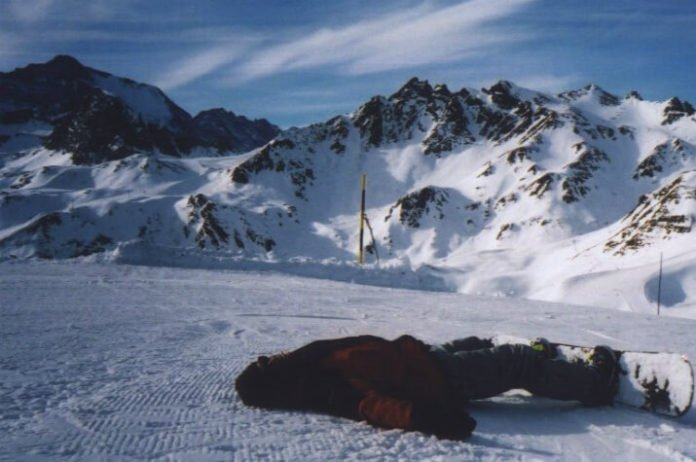 Last minute ski holiday flight from London hotel in Austria, France or Italy