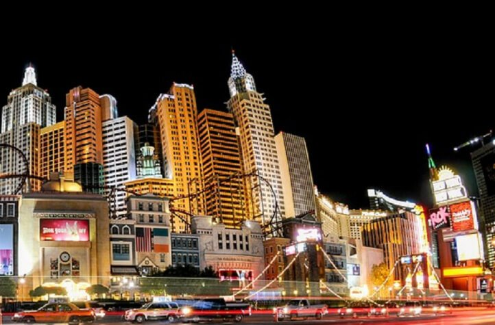 Las Vegas Airfare And Hotel Deals