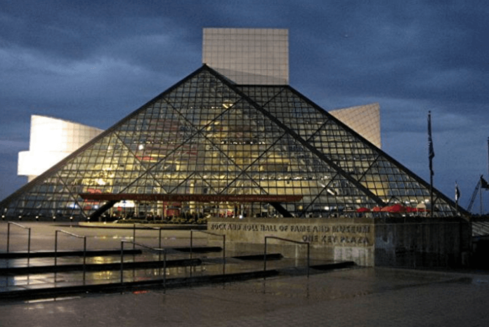 Rock N Roll Hall of Fame Cleveland Ohio trip sweepstakes
