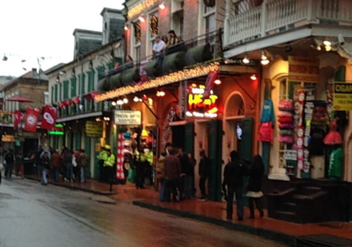 Win a free trip to New Orleans hotel stay & transportation included