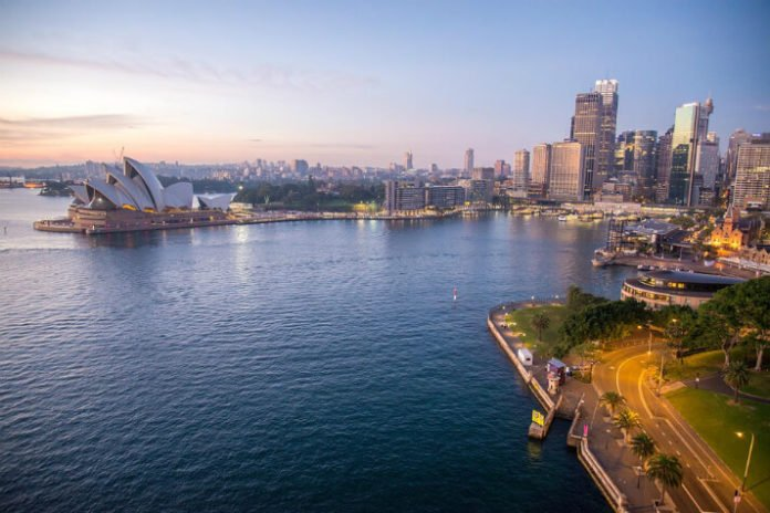 WIn a free Australian vacation to Sydney, Brisbane or Melbourne