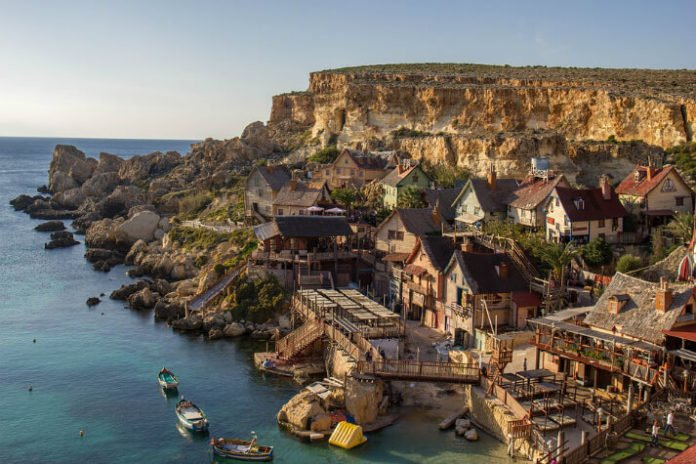 Cheap airfare from London to Malta Starting at £47.61