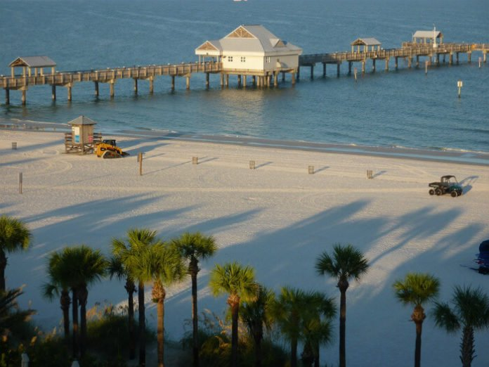 Clearwater St. Petersburg Florida free vacation sweepstakes