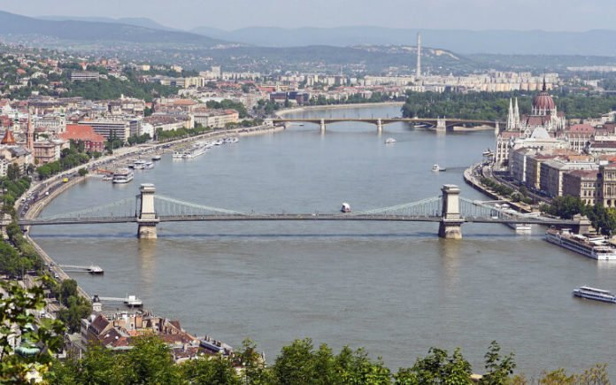 Win a free 7 night cruise on the Danube River in Europe