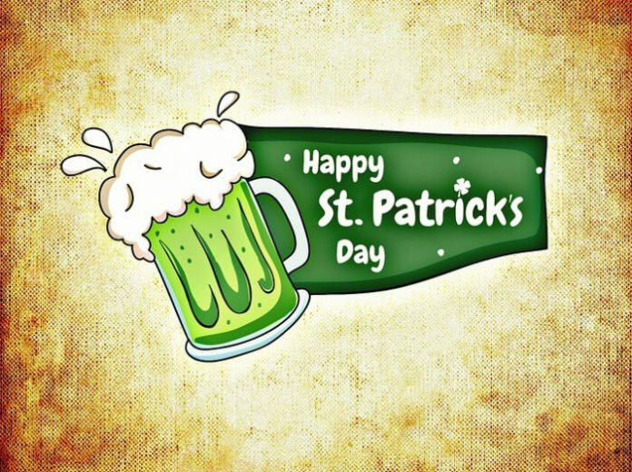 Houston St. Patrick's Day pub crawl drinking specials at top bars discount price