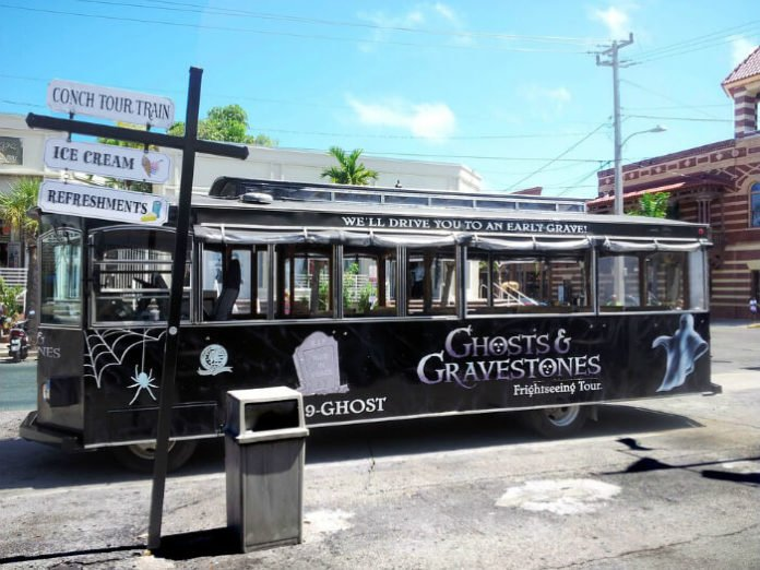 Key West Florida ghosts graveyards tour discount price savings