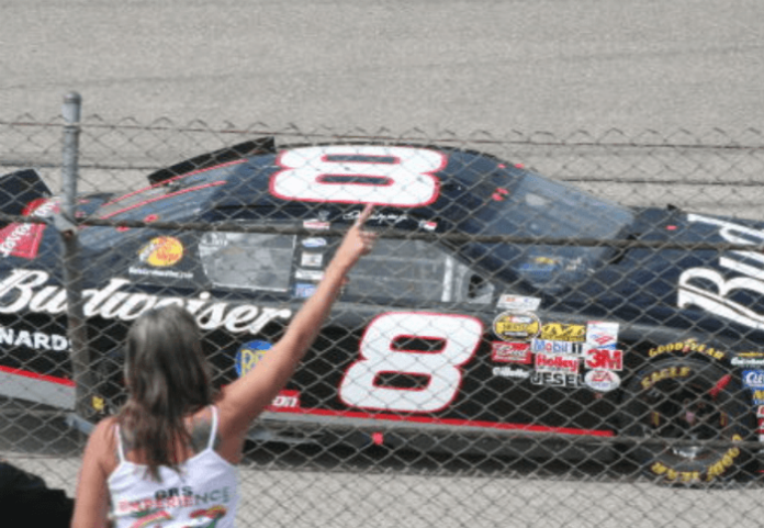 NASCAR Sweepstakes win trip to Richmond Virginia meet & greet with driver