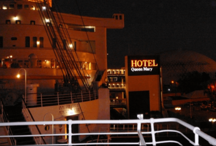Save money on Paranormal Investigating on Long Beach's Queen Mary in Southern California