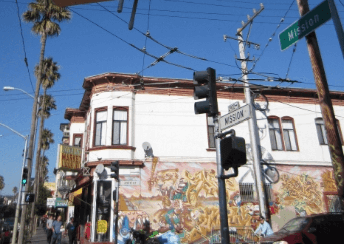 Discounted San Francisco mission district tour eat local food learn culture