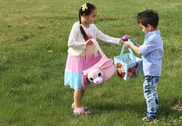 Enjoy Easter weekend with BBQ picnic at SeaWorld San Antonio with egg hunt