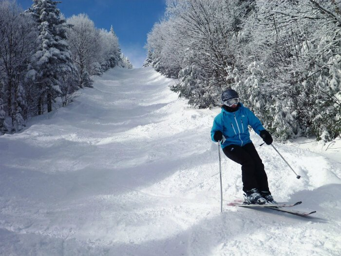 Top 5 Quebec Ski Resorts