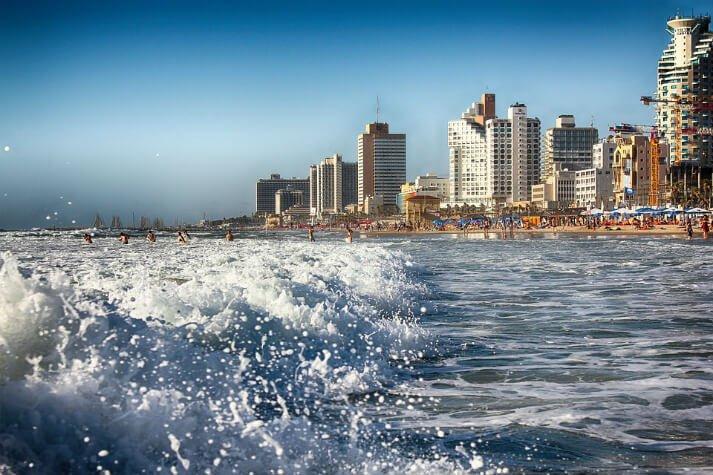 Hotels In Eilat Israel On The Beach