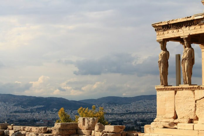 Cheap flight from Melbourne Victoria Australia to Athens Greece