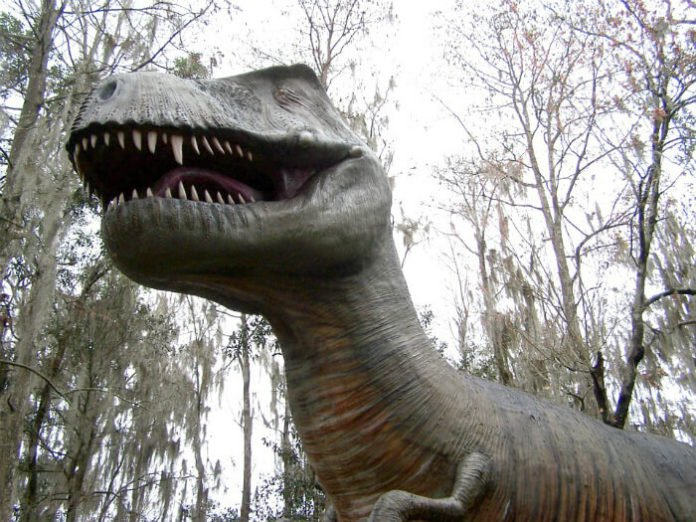 Discount tickets to Dinosaur World Florida in tampa Bay area