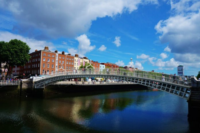 Dublin Ireland vacation sweepstakes win free trip