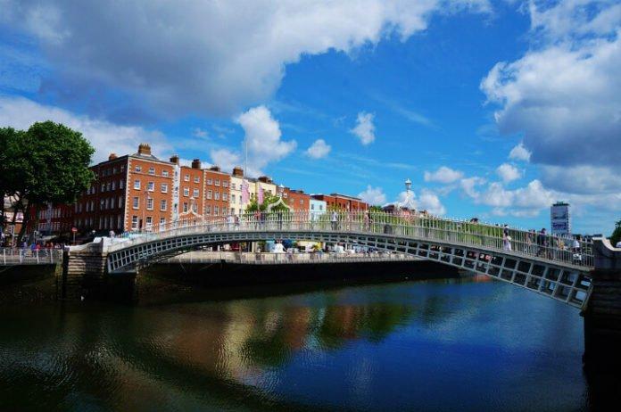 Dublin Ireland vacation sweepstakes win free trip