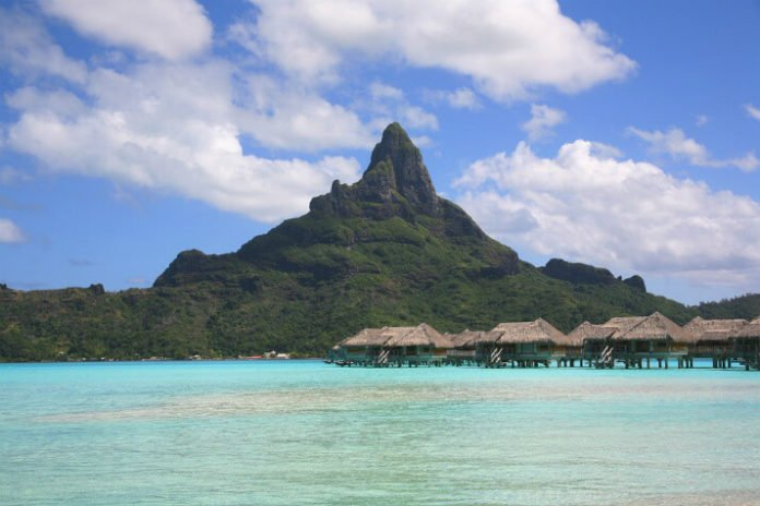 Top 7 wedding resorts in French Polynesia Bora Bora Moorea