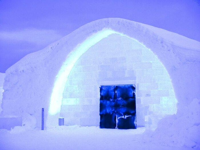 Best Deals For Ice Hotel Jukkasj 228 Rvi Sweden Green