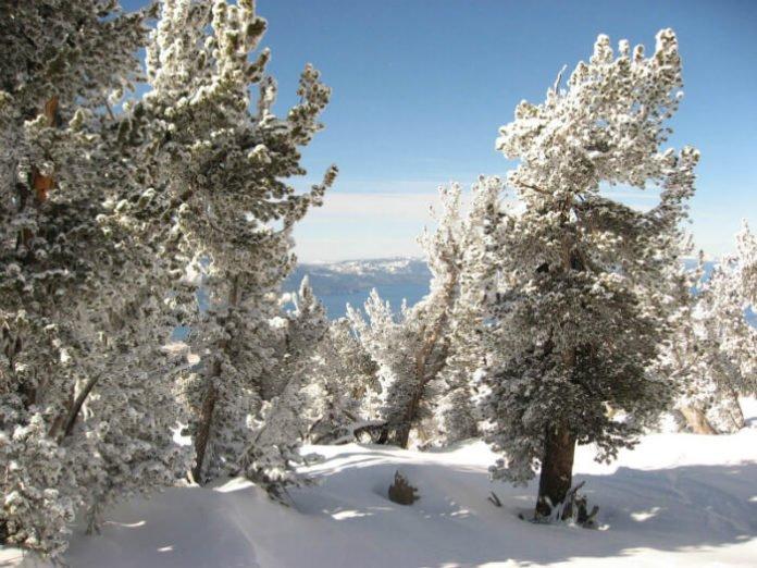 Lake Tahoe Nevada ski trip sweepstakes airfare hotel ski lift included