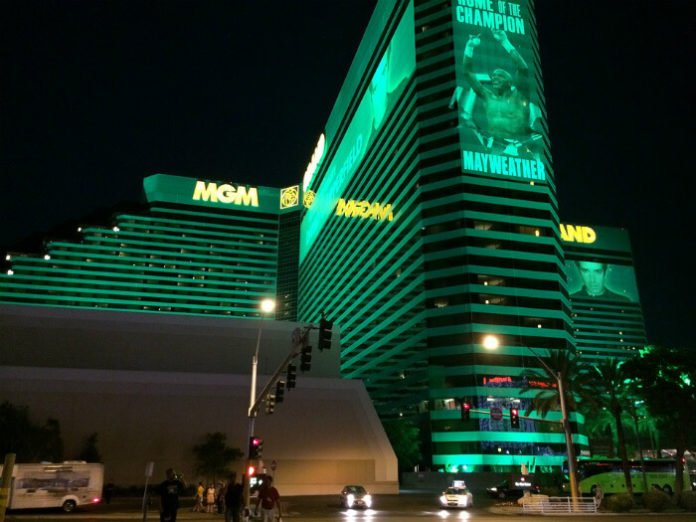 Win airfare to Las Vegas stay at MGM Grand Resort & tickets to ACM Awards