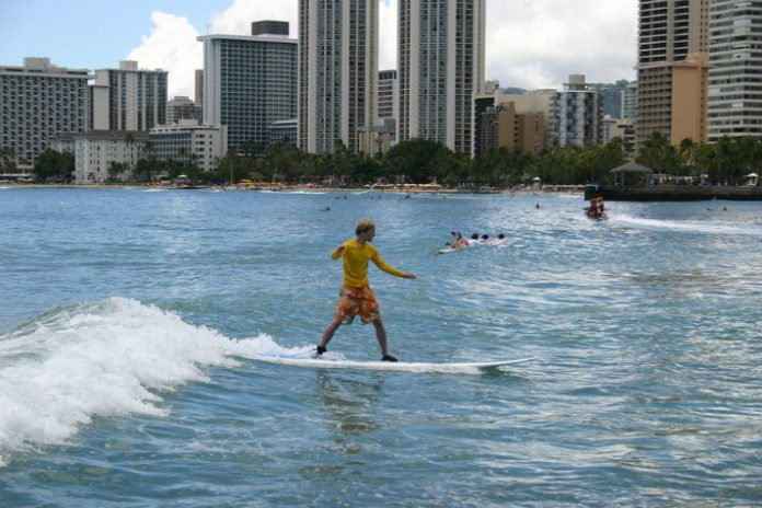 Win rip to Modern Honolulu Hawaiian vacation sweepstakes