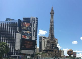 Win a free trip to Las Vegas Nevada airfare hotel stay included