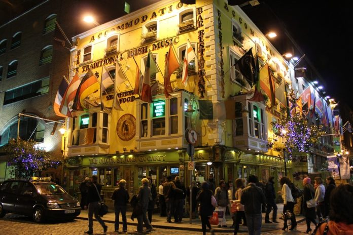 WIn a free trip to Cork & Dublin Ireland