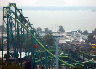 Cedar Point Hotel Breakers promo code up to $100 off on-site theme park & Waterpark resort