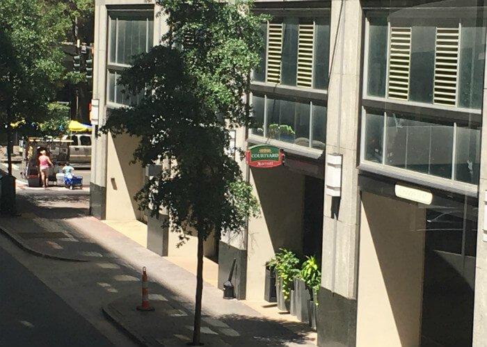 Best Uptown Charlotte Hotels Westin Courtyard