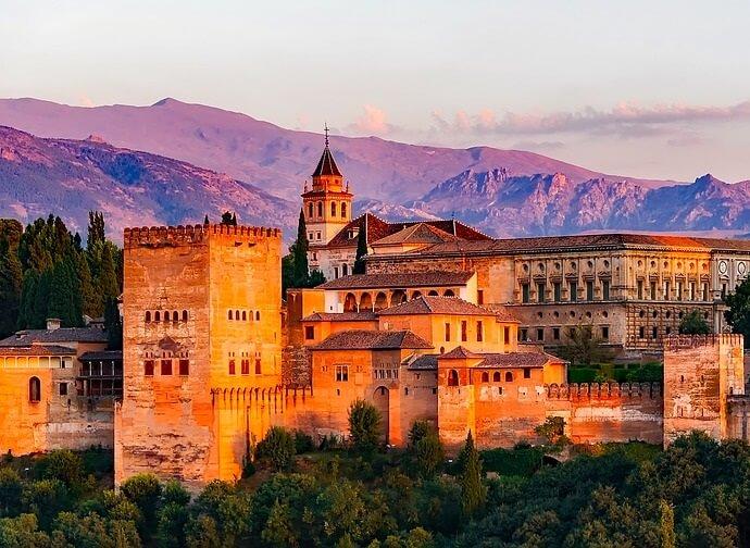 Save 32% off Granada Spain hotels Eurostars NH Triunfo Kenia Nevada