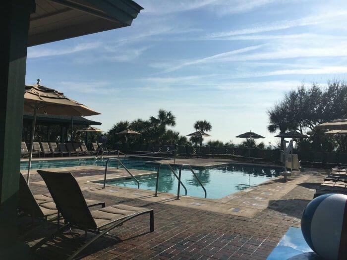 Disney's Hilton Head Island Resort Beach House pool