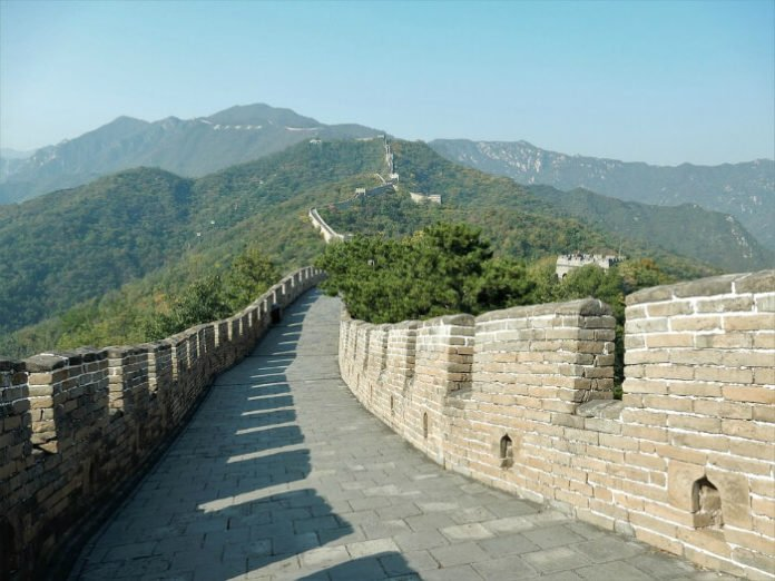 15% off Mutianyu Great Wall of China tour English speaking guide hotel transfer lunch included