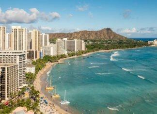 Cheap nonstop roundtrip airfare from San francisco California to Honolulu Hawaii flight deal