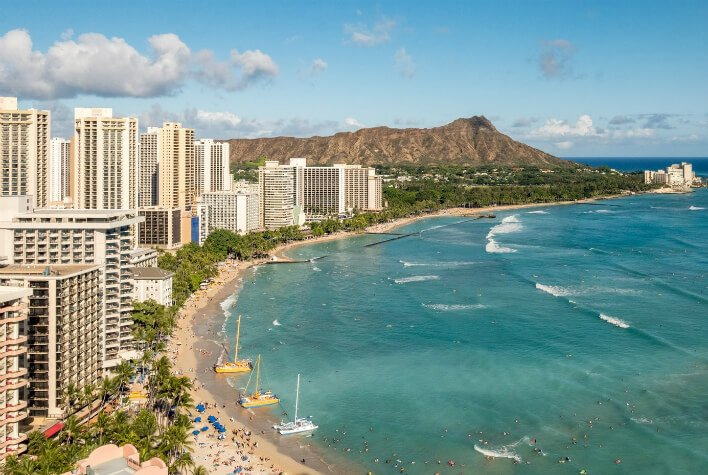 Cheap Nonstop Roundtrip Flights San Francisco To Honolulu