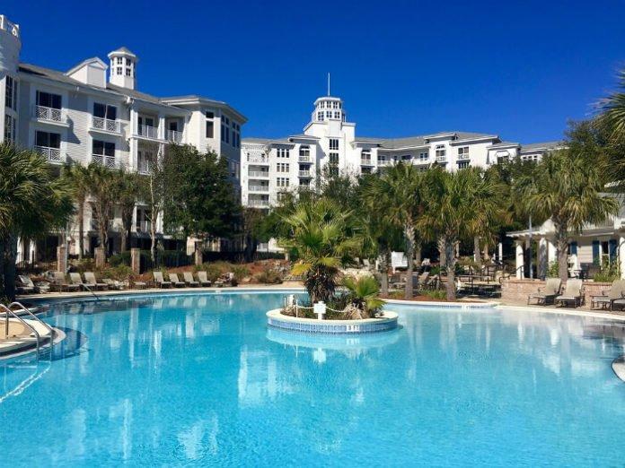Sandestin Golf & Beach Resort on Florida's Emerald Coast discount price enjoy kayaking & tennis