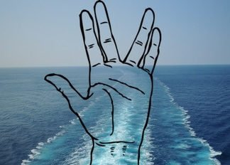 Sweepstakes for a 7-day Caribbean Star Trek Cruise