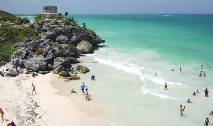 Win free flight to Cancun hotel stay Mexican vacation giveaway