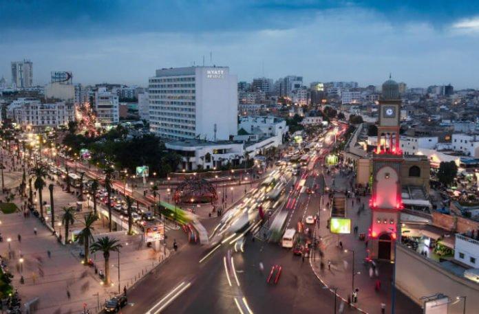 Cheap roundtrip flight from Washington DC to Casablanca Morocco