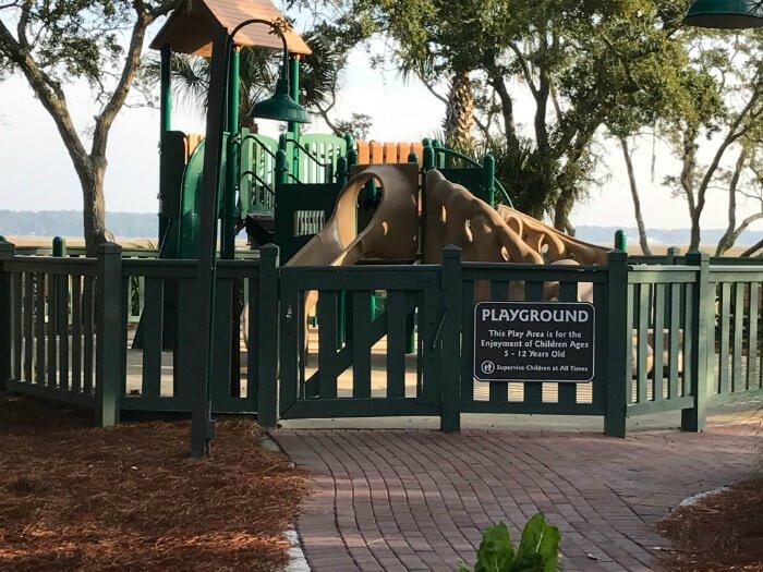 playground kids Disney's Hilton Head Island resort hotel