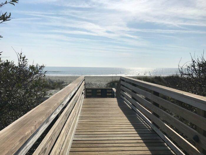 boardwalk to beach hilton head island south carolina disney's beach house ocean view