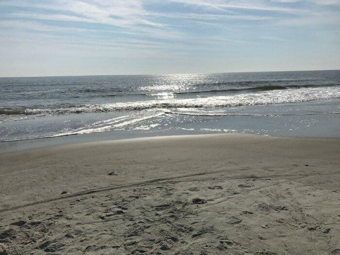 beach picture ocean Hilton Head Island South Carolina