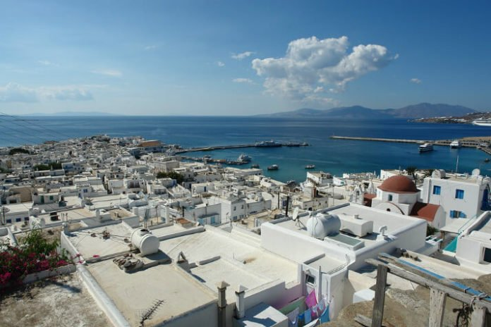 Mykonos Greece hotel deals save on luxury 4 & 5 star resorts