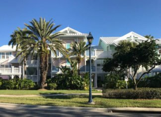 Disney's Old Key West Resort Florida building exterior