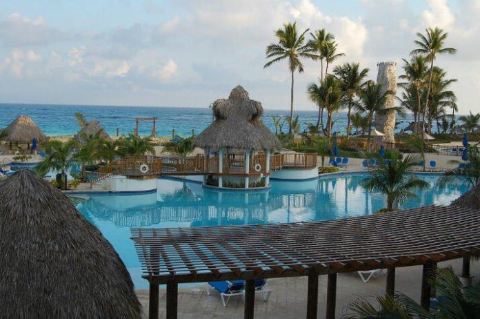 Punta Cana Dominican Republic Beach Resort Pool