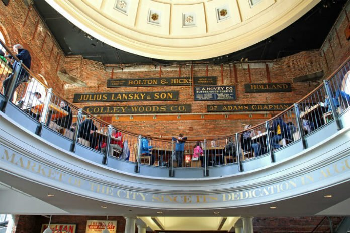 Discounted tour of Boston & Rhode Island out of Philadelphia see Quincy Market Ivy League schools zoo