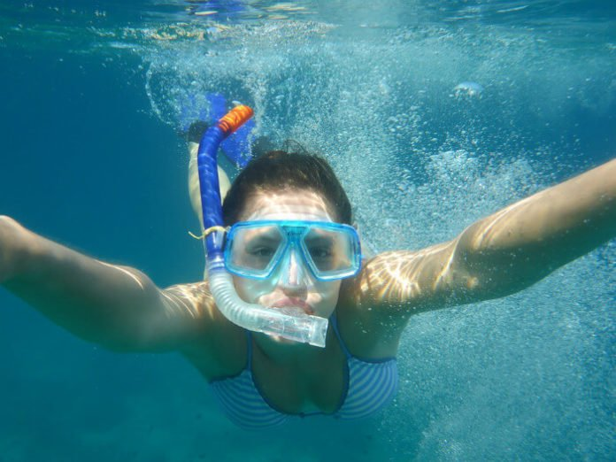 3-day snorkeling cruise out of Thailand Similan Islands world's best snorkel spots