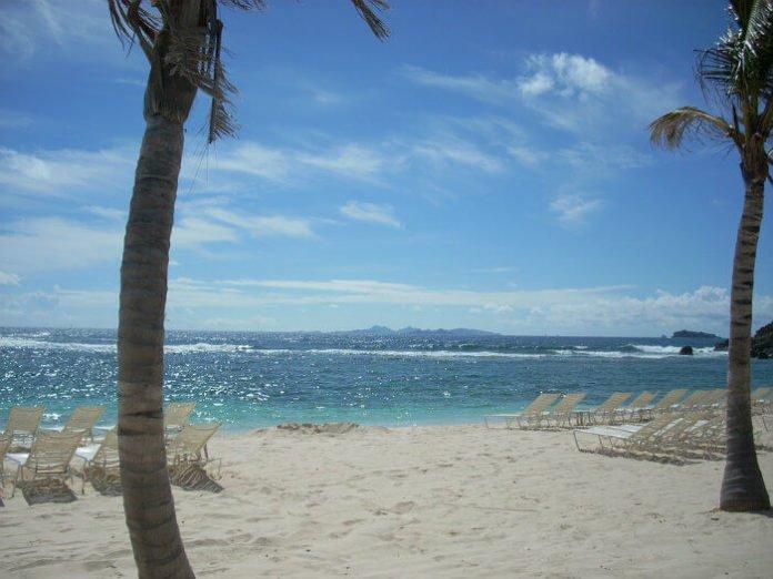 Win a free romantic Caribbean getaway in St. Maarten
