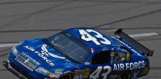 Wn trip to NASCAR race & Elliott Sadler meet & greet