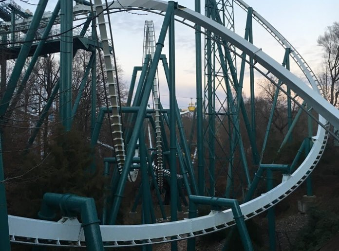 Discounted theme park admission to Busch Gardens & Kings Dominion in Virginia